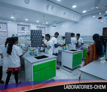 Chemistry Lab - Prakash College of Commerce & Science